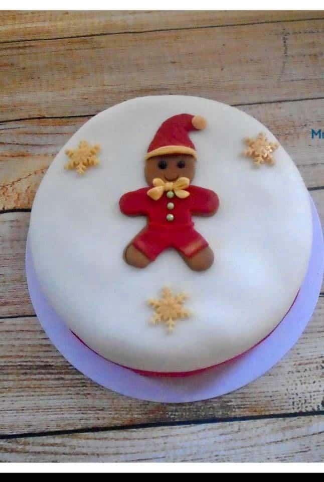 Frances Winch - Clandestine Cake Club