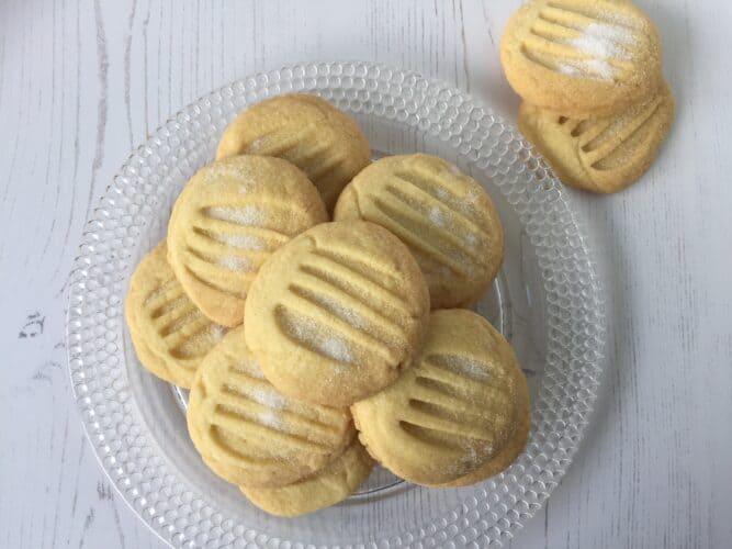 Delicious cookies