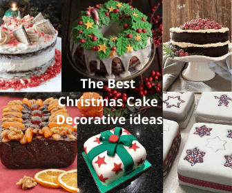 Christmas Cake Decorating Ideas Traditional Home Baking